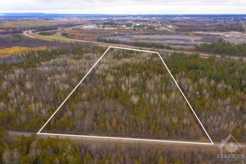 Commercial property for sale at -- David Manchester Rd Carp Ontario - MLS: 1221053