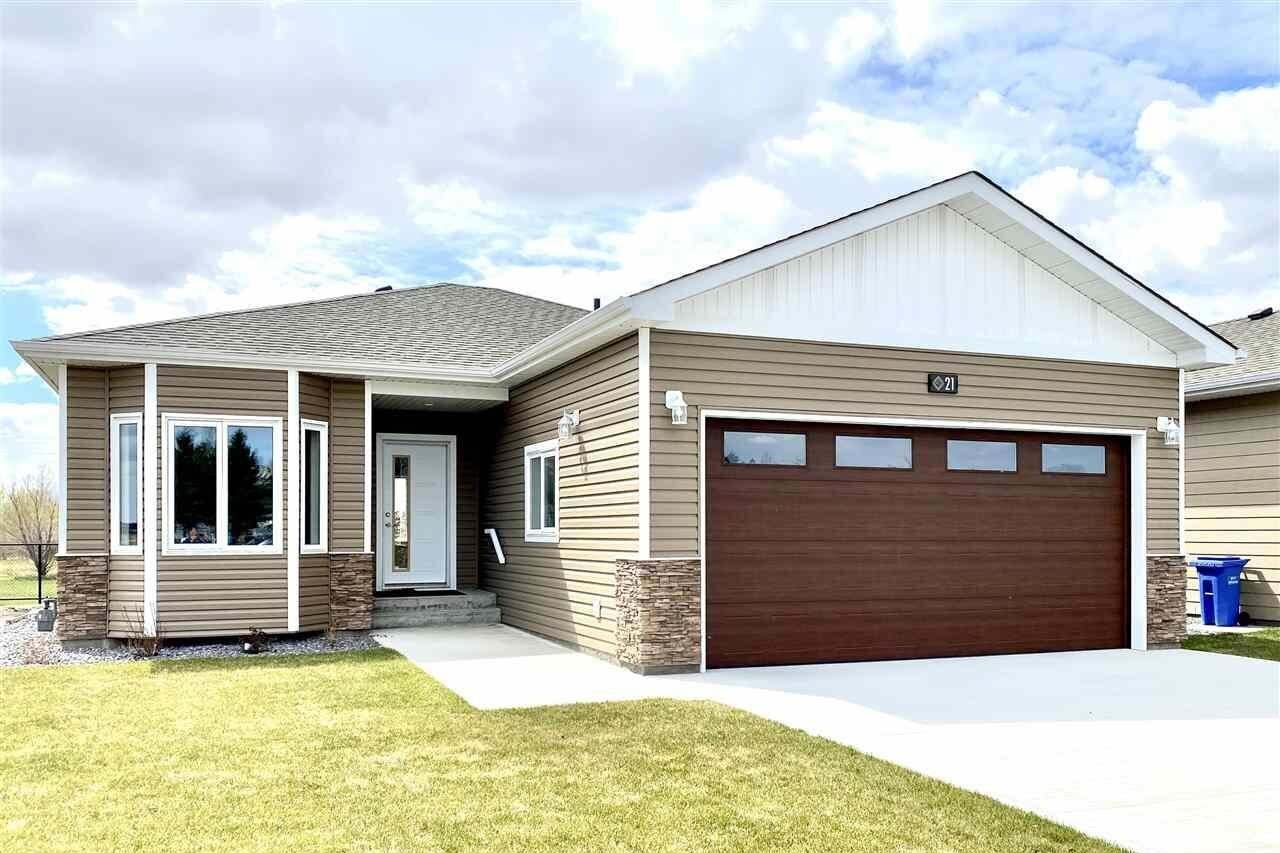 House for sale at 6519 46 St Unit 21 Wetaskiwin Alberta - MLS: E4196403