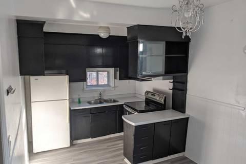House for rent at 665 Dovercourt Rd Unit ;   #1 Toronto Ontario - MLS: C4693104