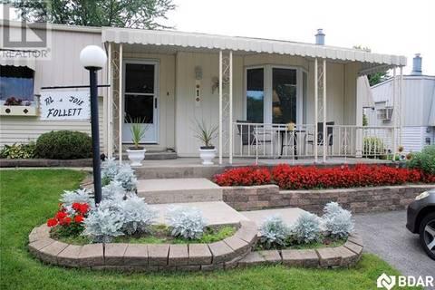 House for sale at 1 Terra Nova Arm  Unit . Innisfil Ontario - MLS: 30719855