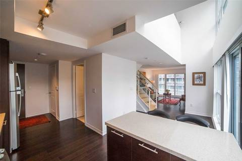 Condo for sale at 386 Yonge St Unit # 1115 Toronto Ontario - MLS: C4420954
