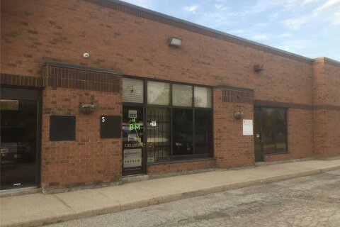 Commercial property for lease at 286 Attwell Dr Apartment # 12 Toronto Ontario - MLS: W4887015