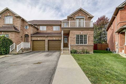 Townhouse for sale at 14 Blue Whale Blvd Unit . Brampton Ontario - MLS: W4601468