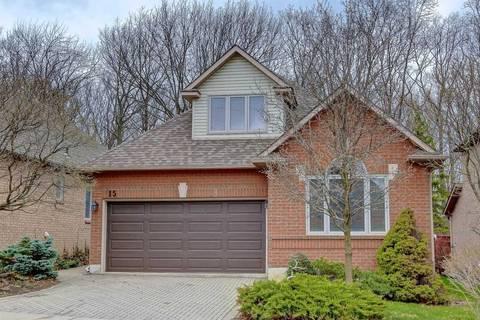 Townhouse for sale at 1150 Skyview Dr Unit # 15 Burlington Ontario - MLS: W4446090