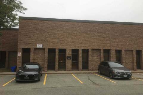 Commercial property for lease at 1545 Britannia Rd Apartment # 17-22 Mississauga Ontario - MLS: W4902347
