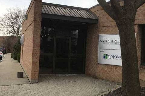 Commercial property for lease at 5580 Kennedy Rd Apartment # 2 Mississauga Ontario - MLS: W4423792