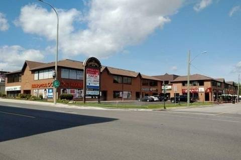 Commercial property for lease at 114 Dundas St Apartment # 206 Whitby Ontario - MLS: E4701450