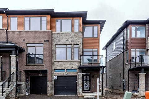 Townhouse for rent at 30 Times Square Blvd Unit # 226 Hamilton Ontario - MLS: X4660043