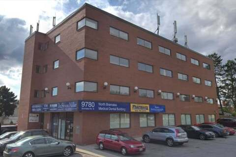 Commercial property for lease at 9780 Bramalea Rd Apartment # 302 Brampton Ontario - MLS: W4912799