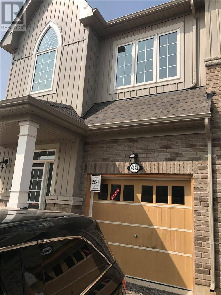Townhouse for sale at 4042 Maitland Street  Unit . Beamsville Ontario - MLS: 30750385