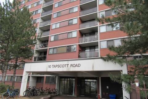 Condo for sale at 10 Tapscott Rd Unit # 503 Toronto Ontario - MLS: E4721765