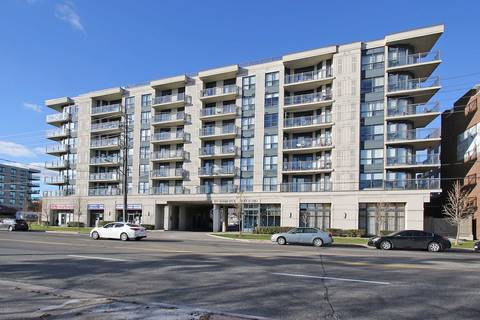 Condo for sale at 872 Sheppard Ave Unit # 603 Toronto Ontario - MLS: C4552977