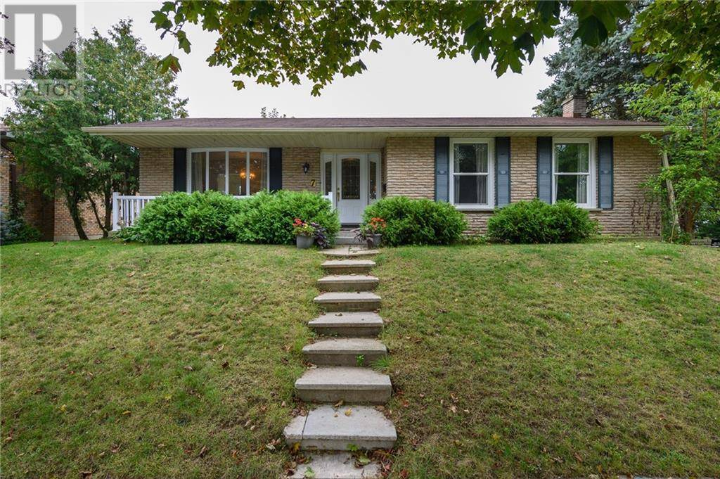 House for sale at 7 Westbrier Knoll  Unit . Brantford Ontario - MLS: 30781043