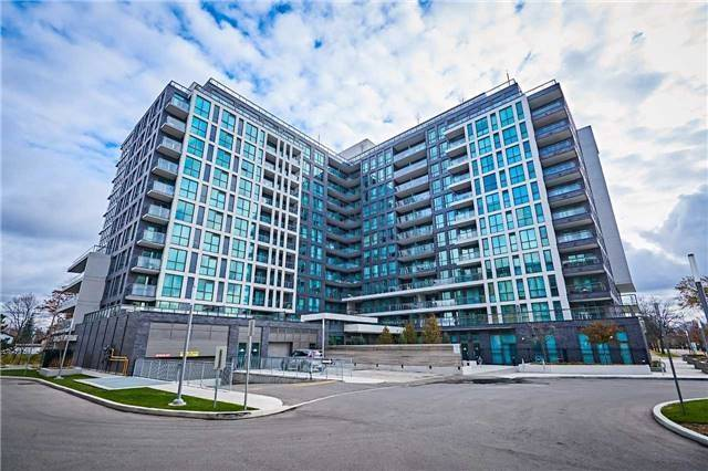 Sold:  812 - 80 Esther Lorrie Drive, Toronto, ON