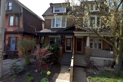 Townhouse for rent at 21 Rusholme Park Cres Unit ; Apt 2 Toronto Ontario - MLS: C4488197