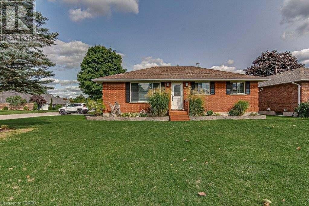 House for sale at 26 Denrich Ave Tillsonburg Ontario - MLS: 40020637