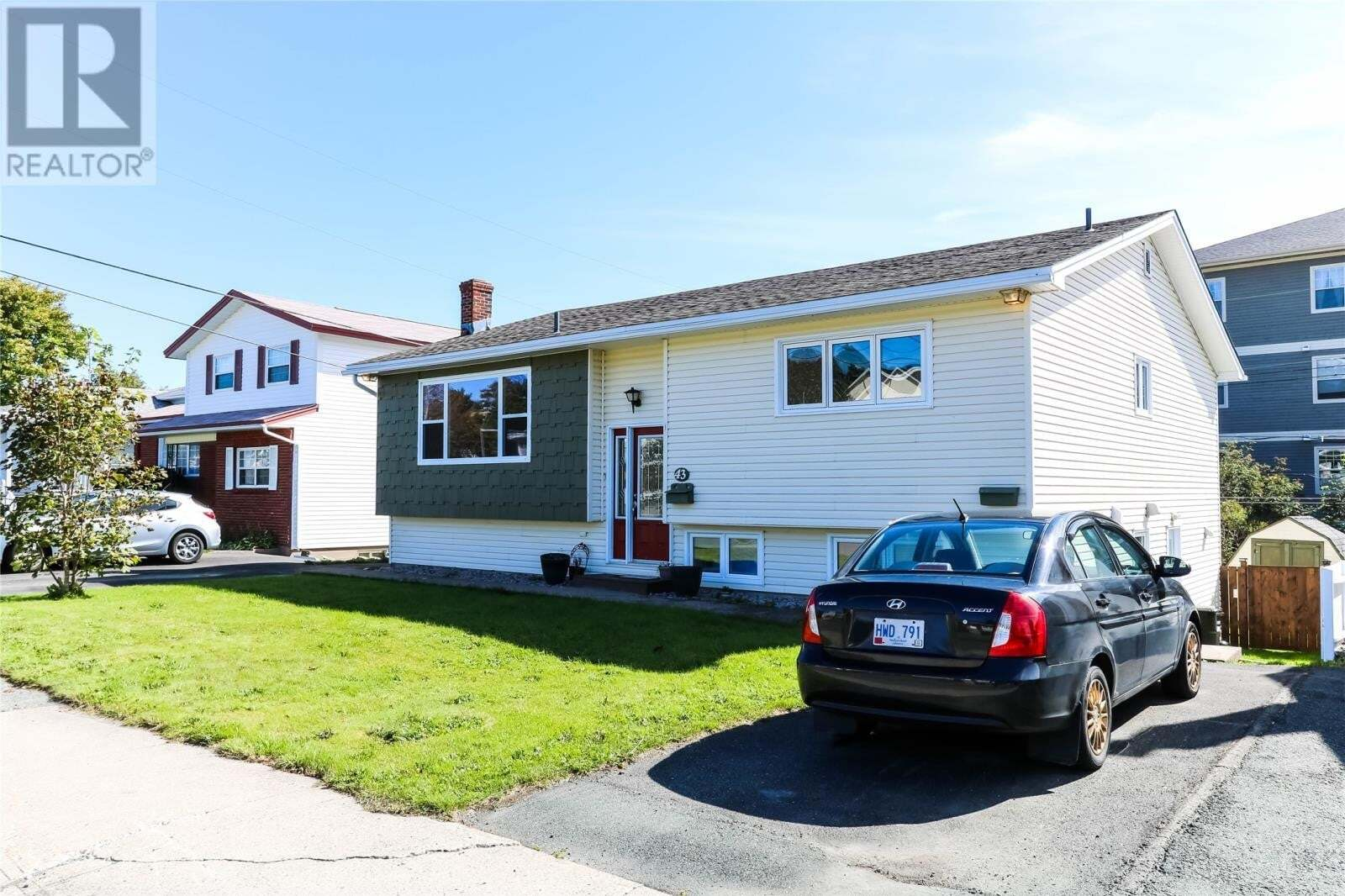House for sale at 43 Ferryland St East St. John's Newfoundland - MLS: 1221578