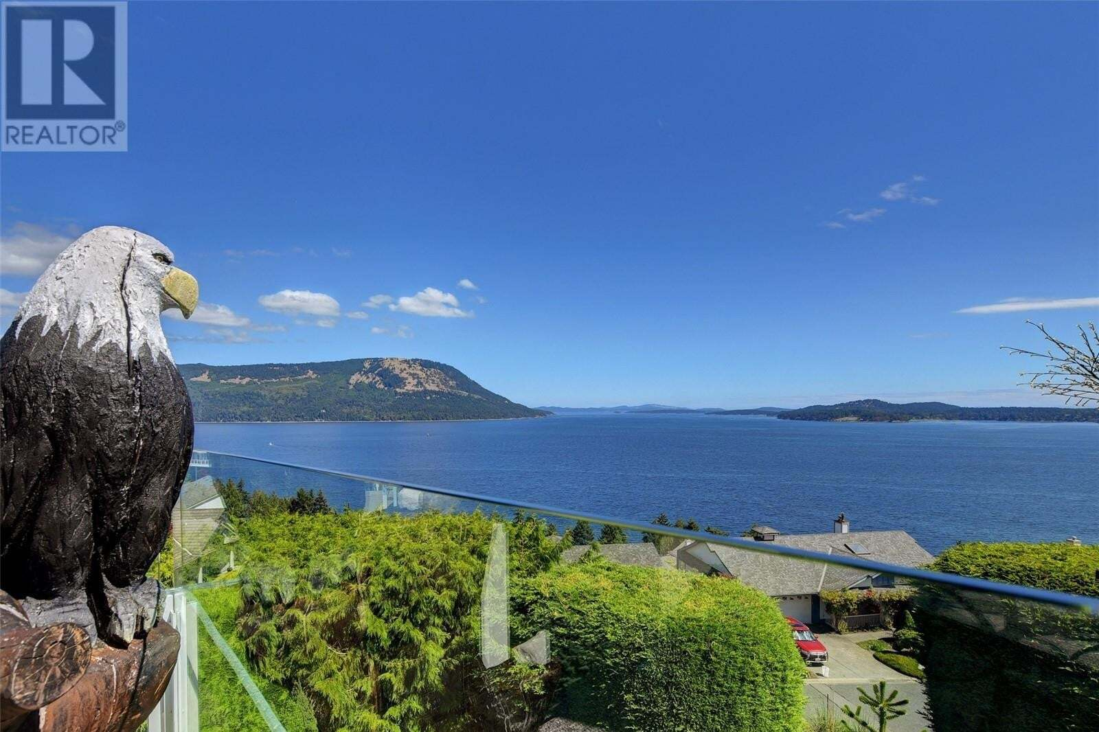 House for sale at 3599 Spyglass Hl Cobble Hill British Columbia - MLS: 856398