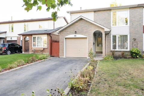 Townhouse for rent at 45 Camberley Cres Unit -Upper Brampton Ontario - MLS: W5001331