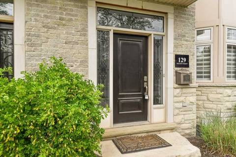 Condo for sale at 129 Nelson St Oakville Ontario - MLS: W4476447