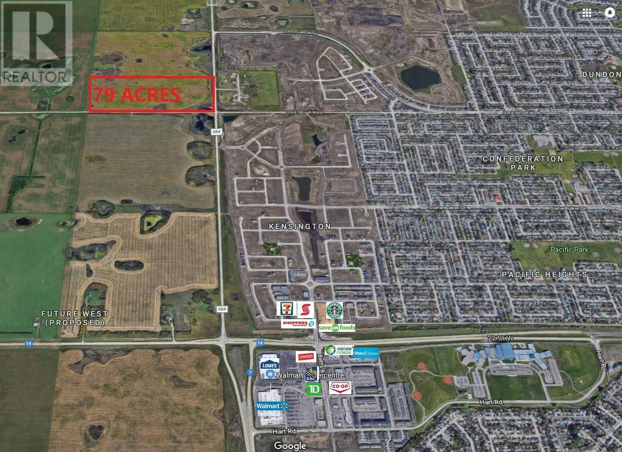 Home for sale at 0 33rd St W Saskatoon Saskatchewan - MLS: SK768244