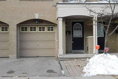 Apartment for rent at 34 Kiriakou St Toronto Ontario - MLS: E4635997