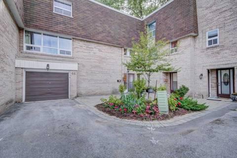 Condo for sale at 44 Village Green Wy Toronto Ontario - MLS: C4585792