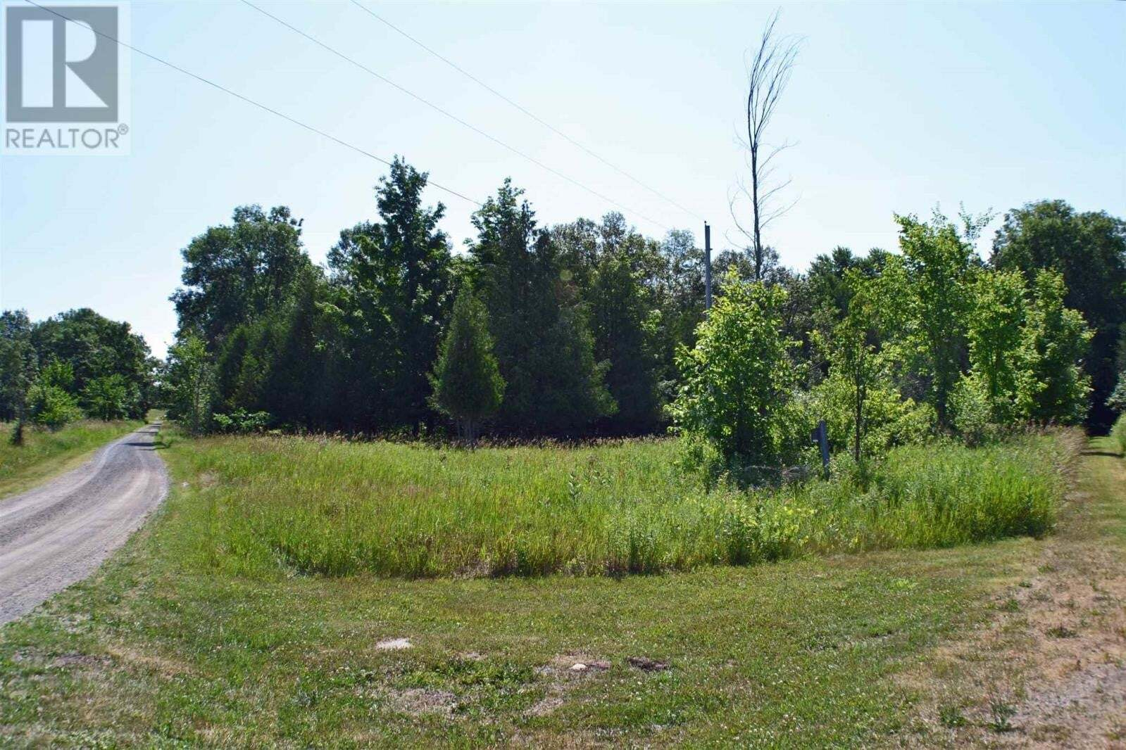 Residential property for sale at 0 9th Concession  Stone Mills Ontario - MLS: K20002476