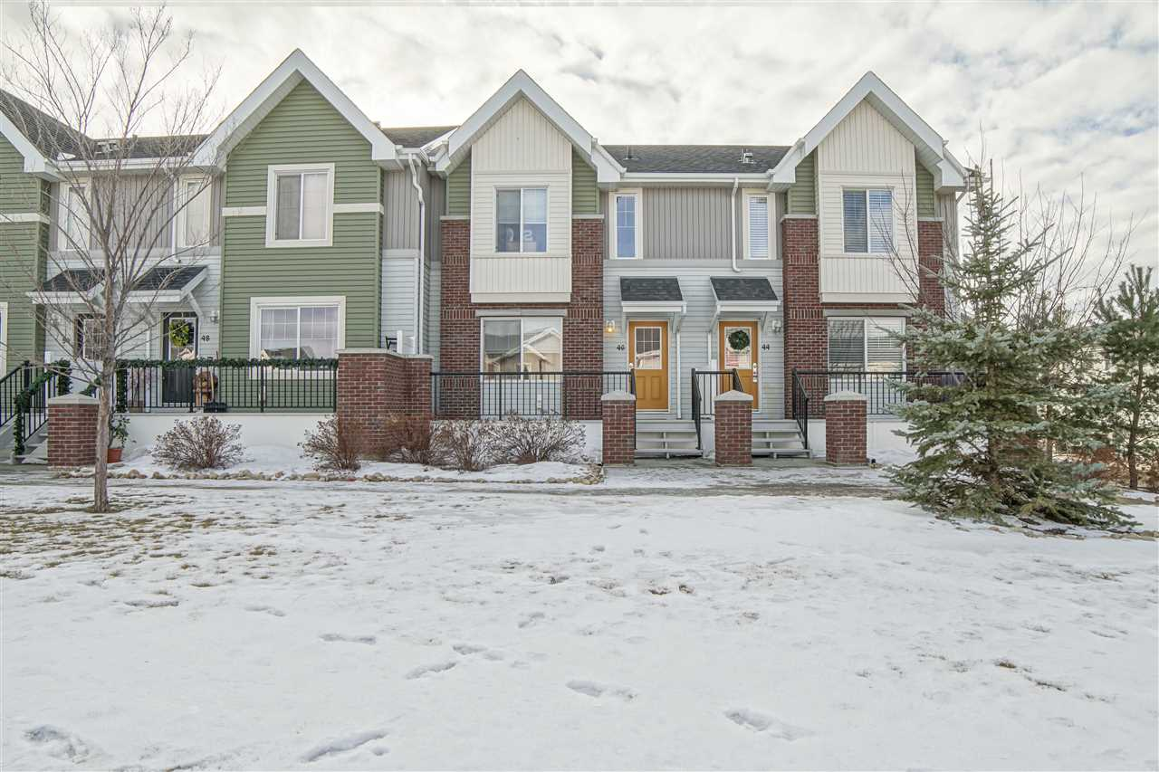 For Sale: 0 Aspen Trail, Sherwood Park, AB | 2 Bed, 3 Bath Townhouse for $296,500. See 25 photos!