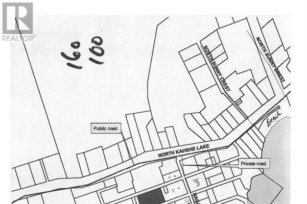 Residential property for sale at 0 Beech Rd Gravenhurst Ontario - MLS: 40047212
