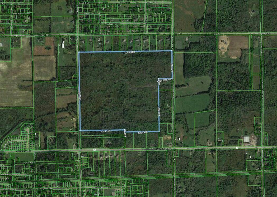 Residential property for sale at 0 Bernard Rd Ridgeway Ontario - MLS: 30750120