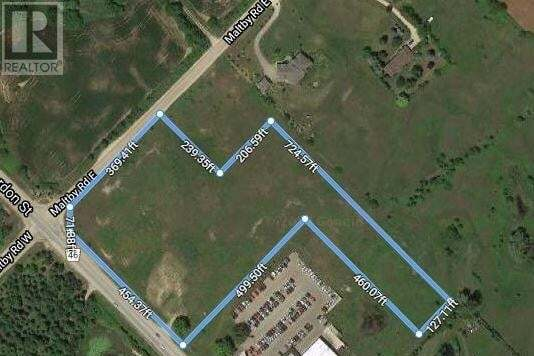 Residential property for sale at 0 Brock Rd North Puslinch Ontario - MLS: 40024621