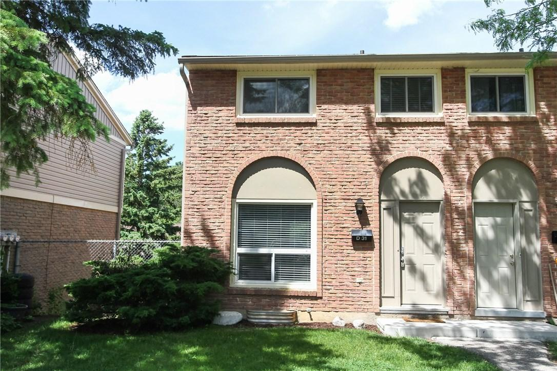 0 D31 223 Pioneer Drive Kitchener For Sale 191000