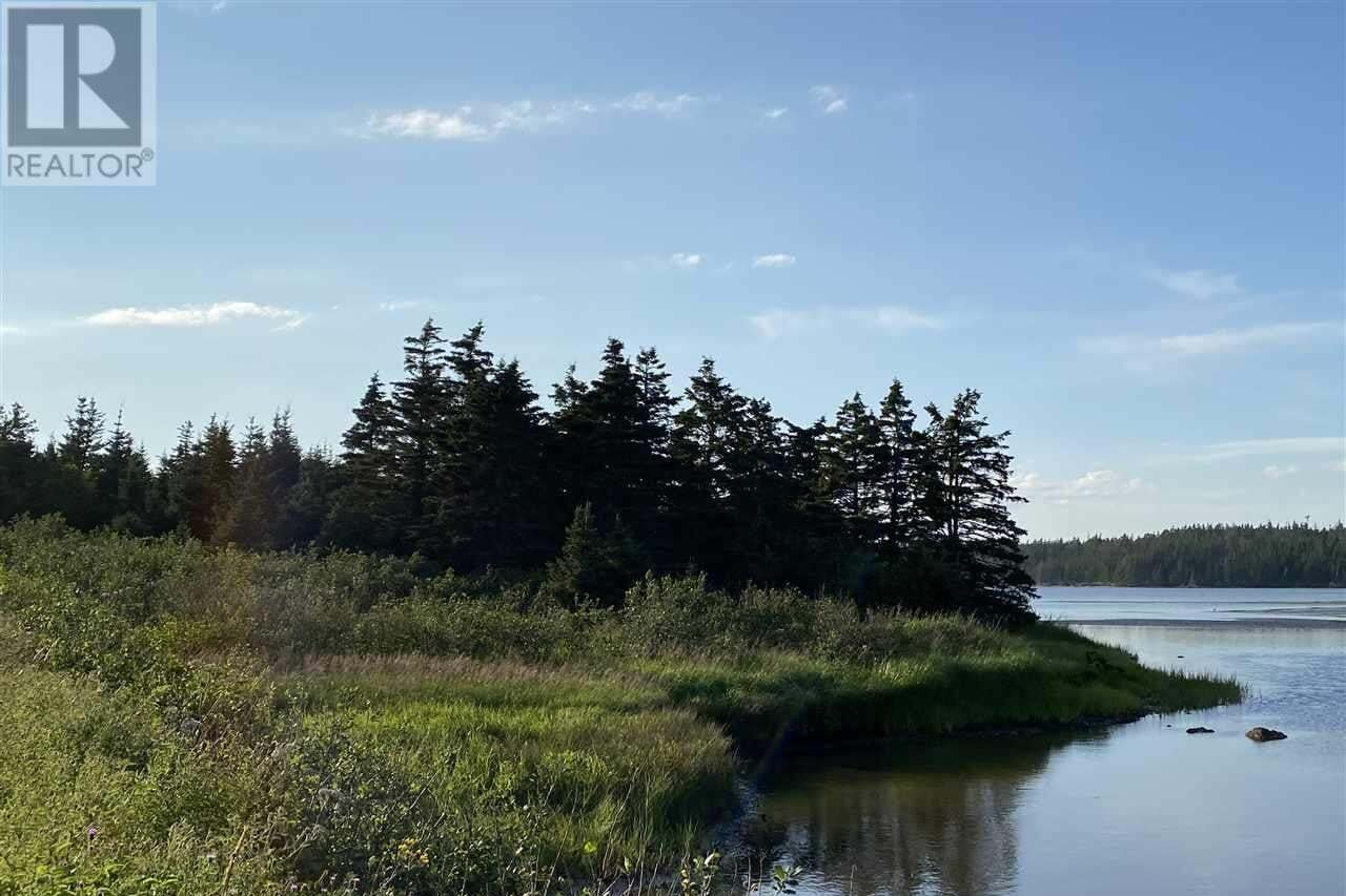 Residential property for sale at 0 Fourchu Rd Fourchu Nova Scotia - MLS: 202015174