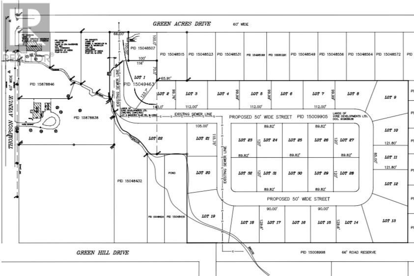Residential property for sale at 0 Green Acres Dr Sydney River Nova Scotia - MLS: 202011972