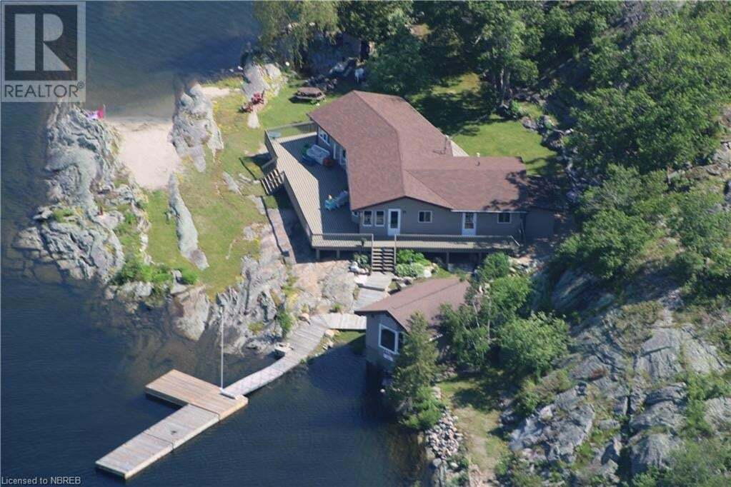 House for sale at 0 Island 84c  Carling Ontario - MLS: 262774