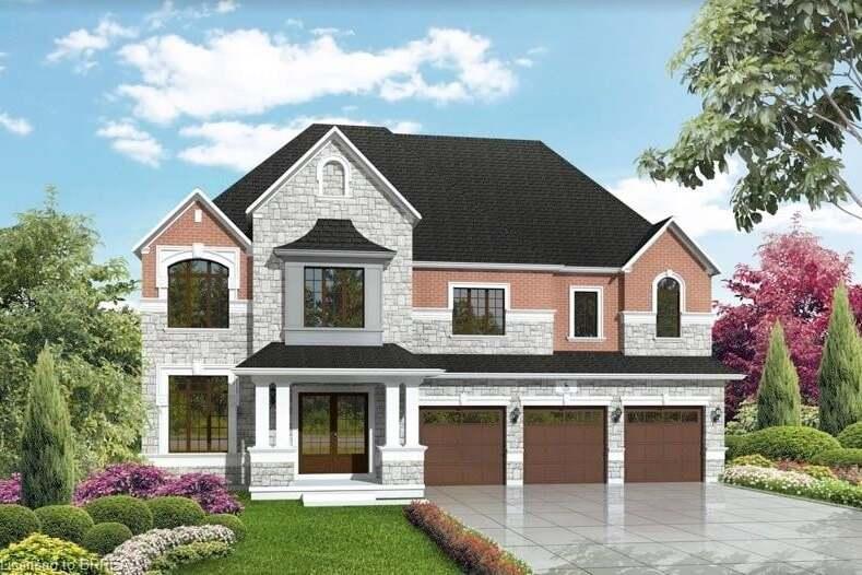 House for sale at 0 Lot 26 On Grandville Circ Paris Ontario - MLS: 30815297