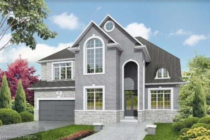 House for sale at 0 Lot 50 On Grandville Circ Paris Ontario - MLS: 30815943