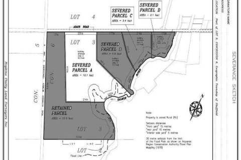 Residential property for sale at 0 Lot A Adair Road Rd Stone Mills Ontario - MLS: X4822941