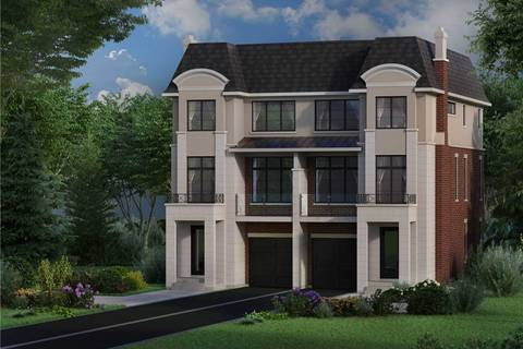 Townhouse for sale at 0 Lowther Ave Richmond Hill Ontario - MLS: N4569199