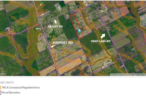 Commercial property for sale at 0 Old Healey Rd Caledon Ontario - MLS: W4985667
