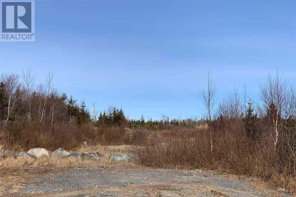Residential property for sale at 0 Shoreline Dr Mineville Nova Scotia - MLS: 202008780