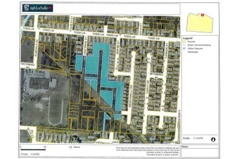 Residential property for sale at 0 Vacant Land Hasting St Lasalle Ontario - MLS: X4921143