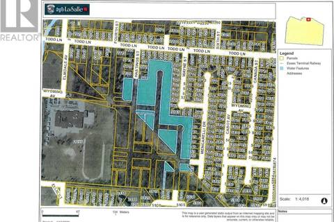 Residential property for sale at 0 Vacant Land Hasting St Lasalle Ontario - MLS: X4689879