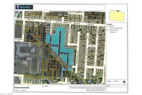 Residential property for sale at 0 Vacant Land Hastings Street And Delmar St Lasalle Ontario - MLS: 40023760