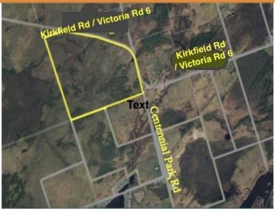 Residential property for sale at 0 Vict 6/kirkfield Rd Rd Kawartha Lakes Ontario - MLS: X4077829