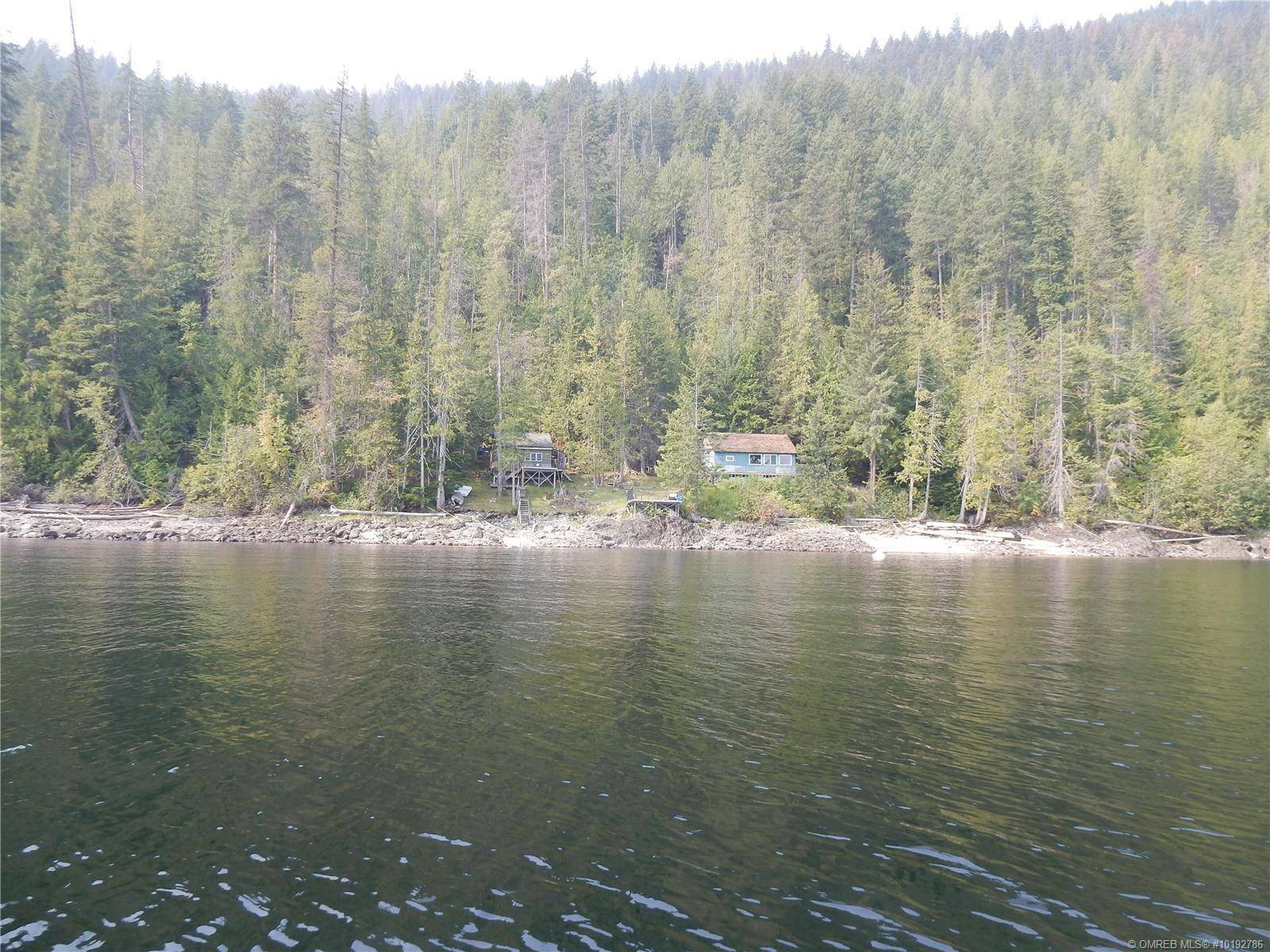 Home for sale at 0 Crescent Bay South Beach South Sunnybrae Bc British Columbia - MLS: 10192786