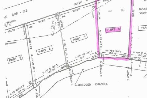 Residential property for sale at 0 Lake Rd Trent Hills Ontario - MLS: X4465935
