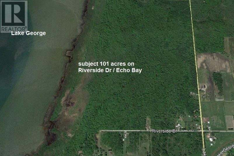 Residential property for sale at 000 Riverside Dr Echo Bay Ontario - MLS: SM129500