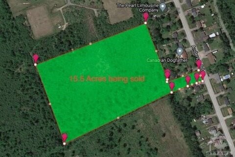 Commercial property for sale at 0000 Anderson Rd Ottawa Ontario - MLS: 1220072